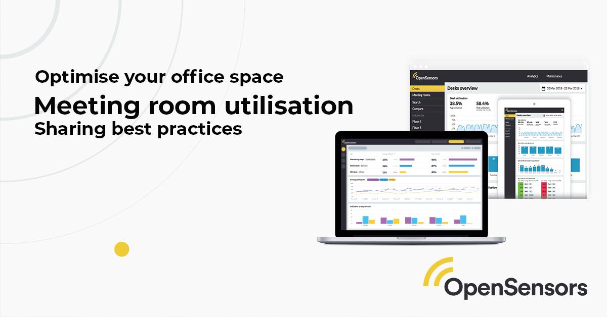 OpenSensors-meeting-room-utilisation