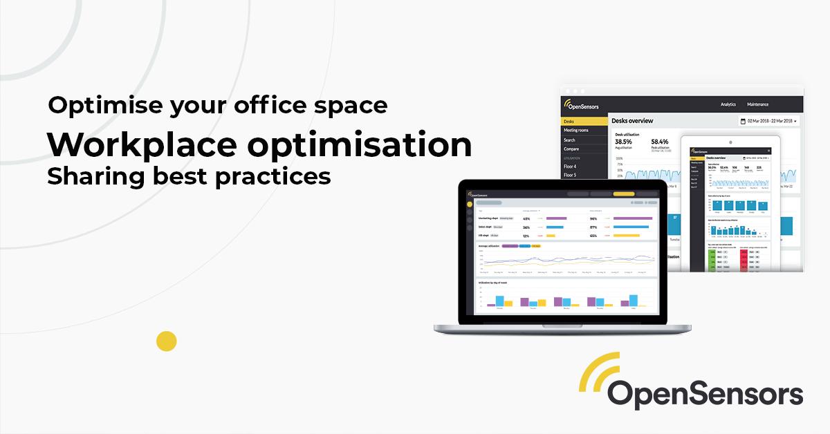 OpenSensors-workplace-optimisation