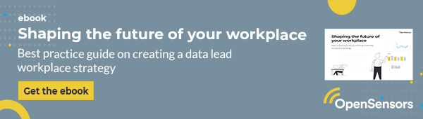 OpenSensors - Shaping the future of your workplace - Promo for blog