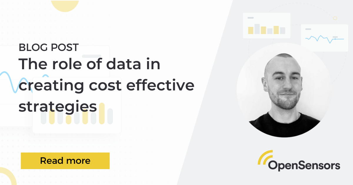 OpenSensors - The role of workplace data in creating cost-effective strategies